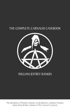 Cover of The Complete Carnacki Casebook